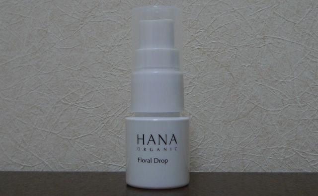 HANAフローラルドロップ化粧水